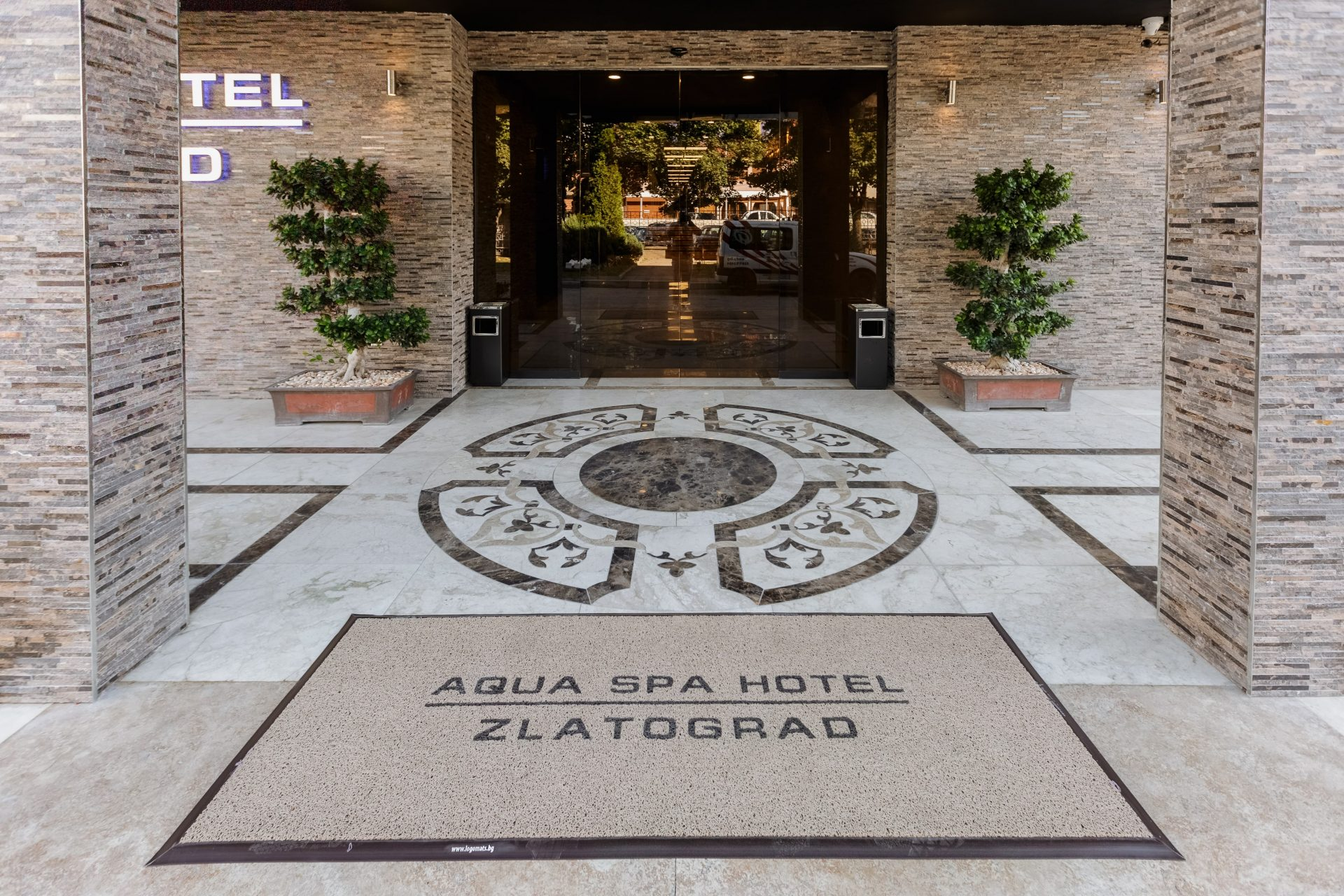 Аква Спа Хотел Златоград